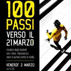 100 passi verso il 21 Marzo, l'iniziativa del Circolo Legambiente Ancel