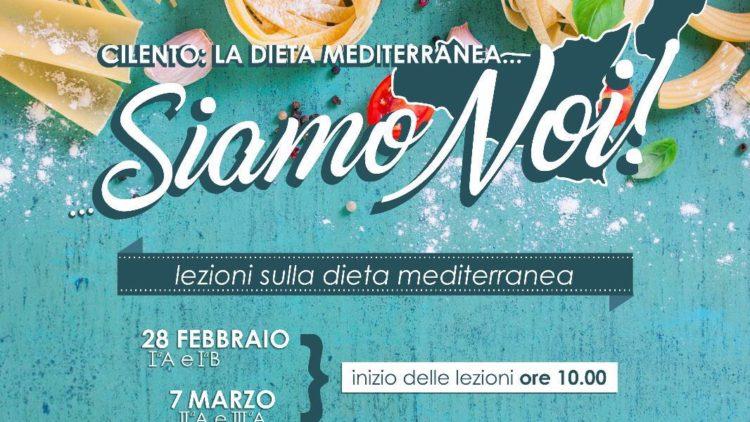 La Dieta Mediterranea siamo noi! Scopri l'iniziativa!