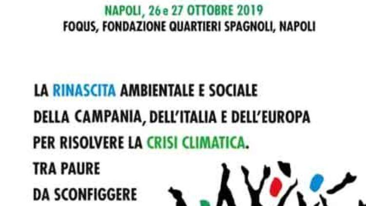Gallery XI congresso di Legambiente Campania 2019