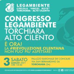 CONGRESSO LEGAMBIENTE TORCHIARA – ALTO CILENTO